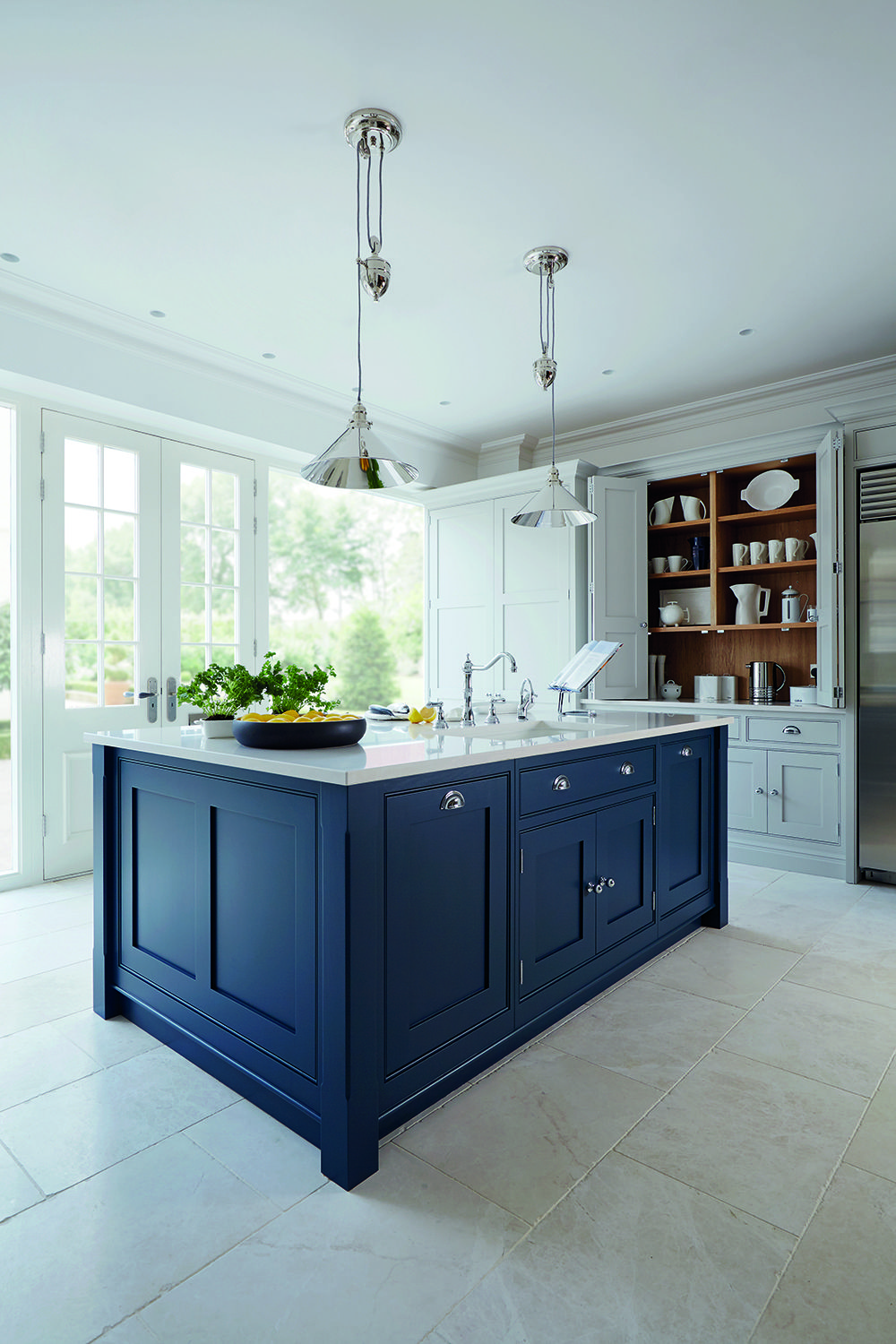 Trend : Colourful Kitchen Cabinetry   Kitchen inspiration ...