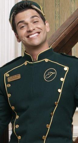 Adrian R\u0027Mante as Esteban Julio Ricardo Montoya de la Rosa