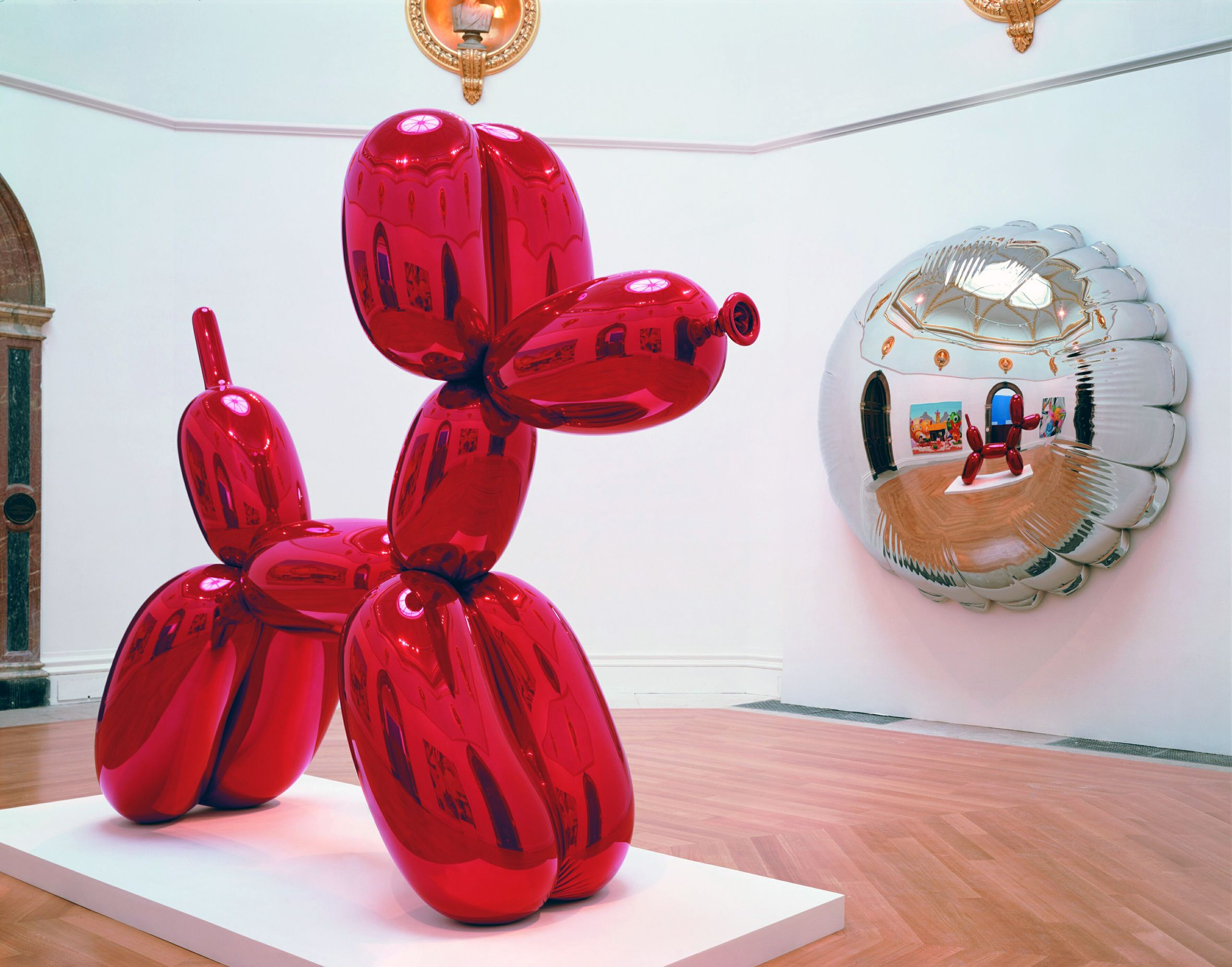 Image result for jeff koons balloon dog