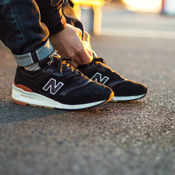 New Balance 997 - Instagram, 25 Best Sneaker Photos | Complex