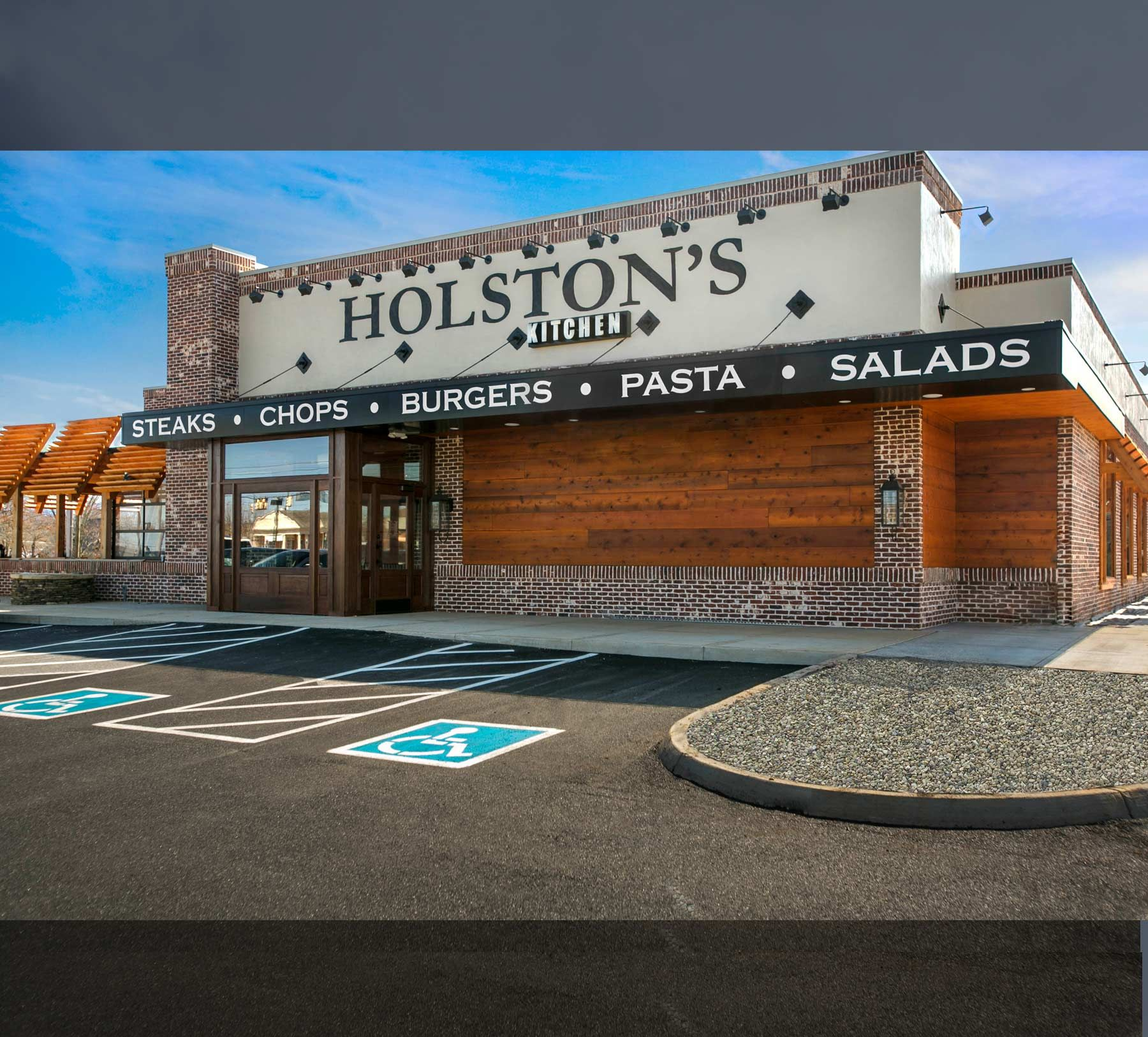Holstons kitchen casual dining restaurant casual