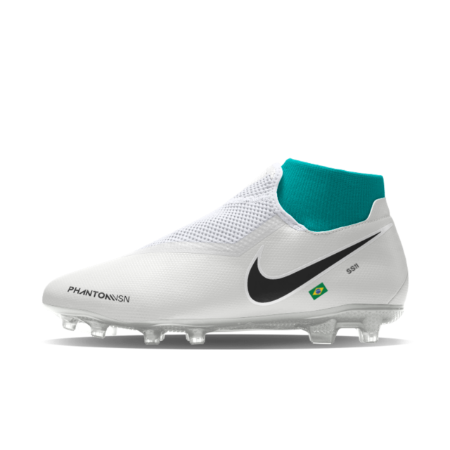 Gran cantidad Comandante evaluar  Nike Phantom Vision Academy MG iD Multi-Ground Football Boot | Nike,  Football boots, Sneakers nike