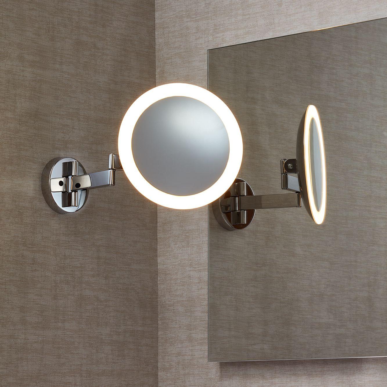 Led Wandleuchte Manapad Beleuchteter Spiegel Spiegel Schmucken