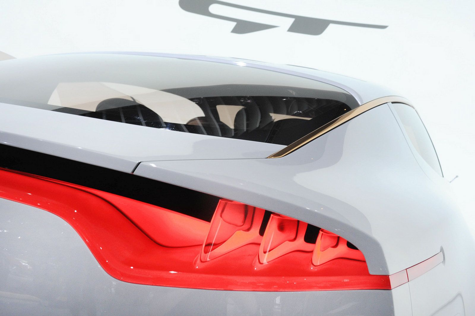 Kia Gt Concept Cars Automotive Design Car Headlights