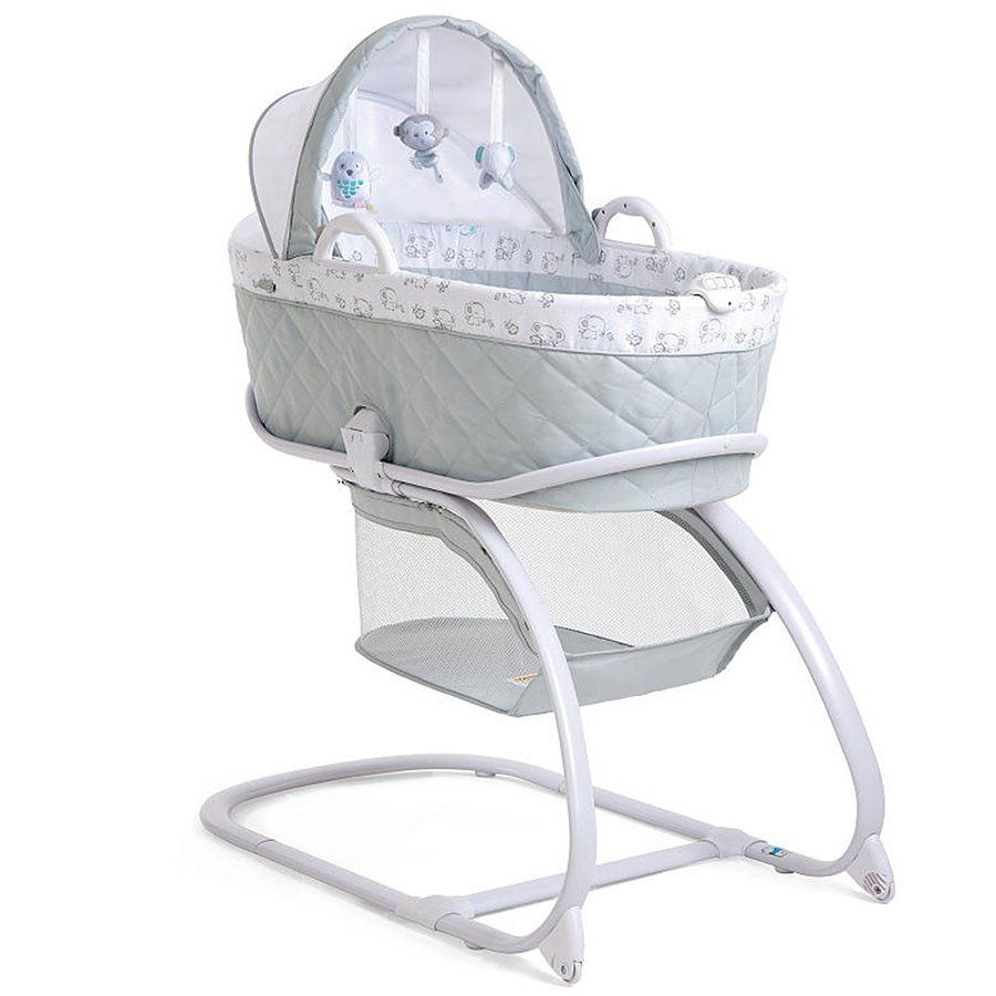 fe89ff162424 Babies R Us Keep Me Near Bassinet - Grey