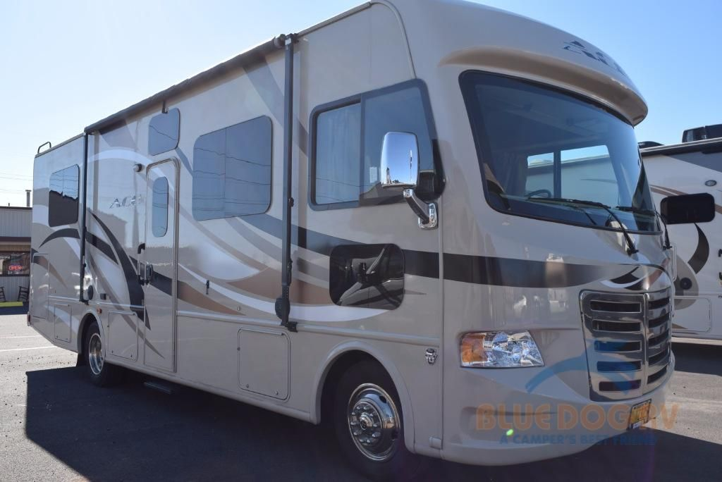 Used 2016 Thor Motor Coach Ace 29 2 Motor Home Class A At Blue Dog