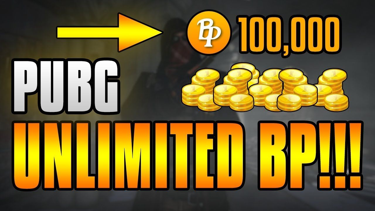 PUBG Mobile Hack!Generate Unlimited Free BP !!! It's Easy To