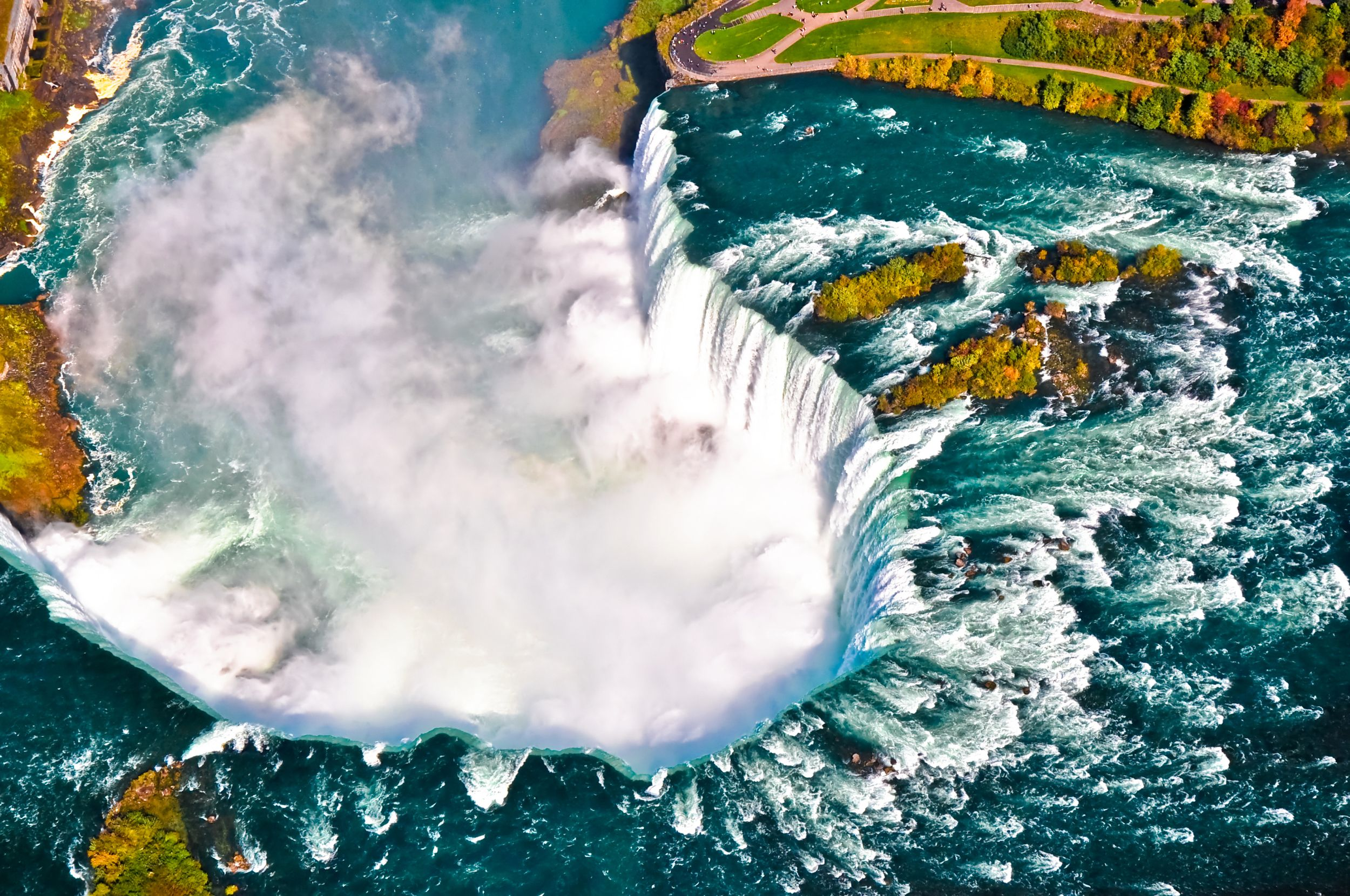 20 of the Most Beautiful Views in the World  NIAGARA FALLS