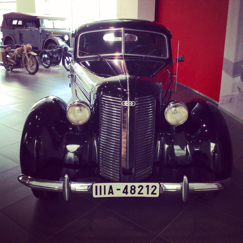 Audi Museum - unrestored beauty