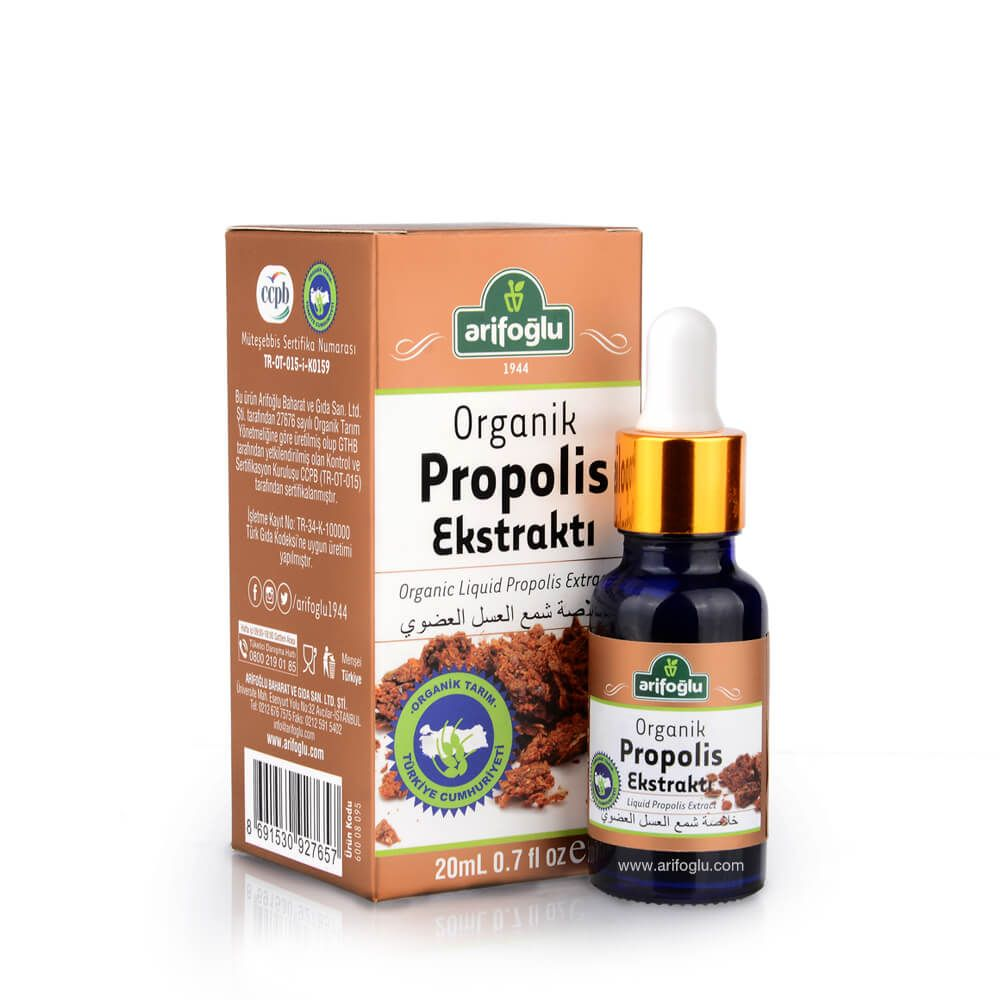 Propolis nedir