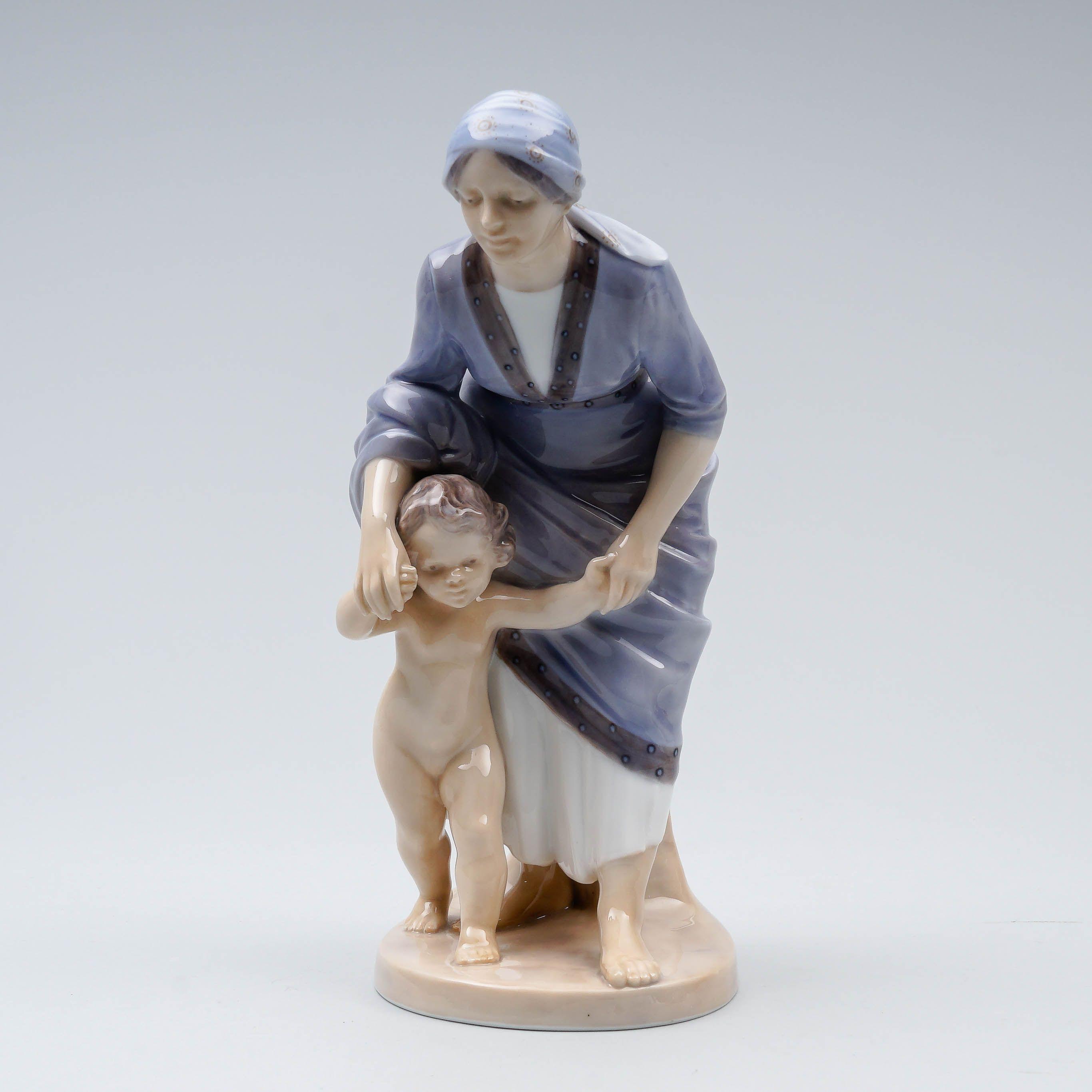 ROYAL COPENHAGEN, figurine.