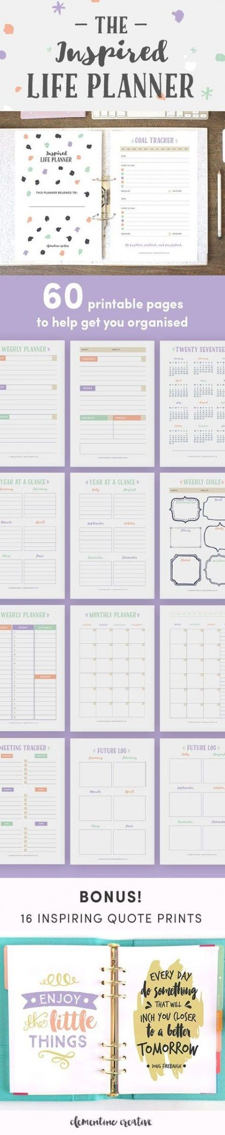 26+ Best Ideas Fitness Planner Cover Life #fitness