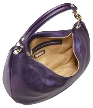 17e4fa5baf Jimmy Choo Solar Pearlescent Hobo Bag  867. Preowned but new with tags. js