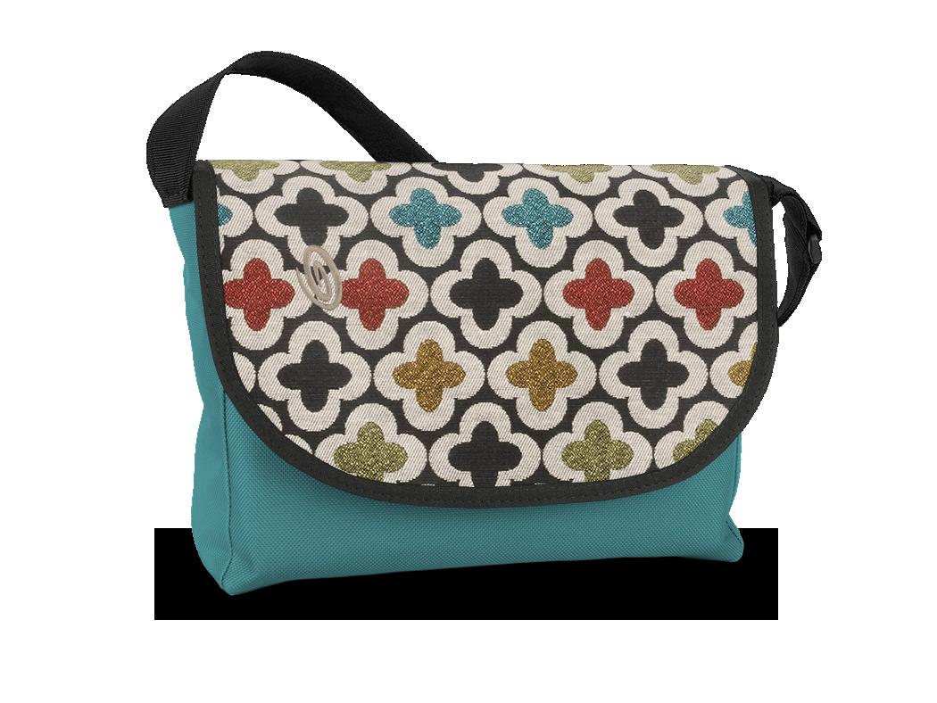 "Custom Eula - Timbuk2 custom bag for art supplies ($75) (12.5""w x 9""h x 3.5""d)"