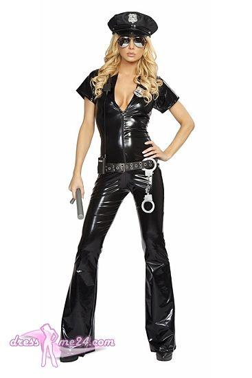 Besuche Uns Gern Auch Auf Dressme24 Com Sexy Polizei Kostum