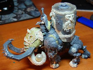 Chaos Mammoth