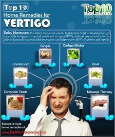 Home Remedies for Vertigo | Remedies | Home remedies for
