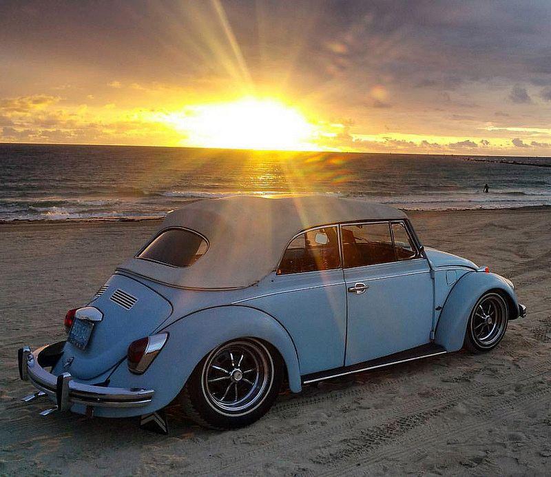 Gustavo Ramirez | VW Beetle Convertible | Vw beetle