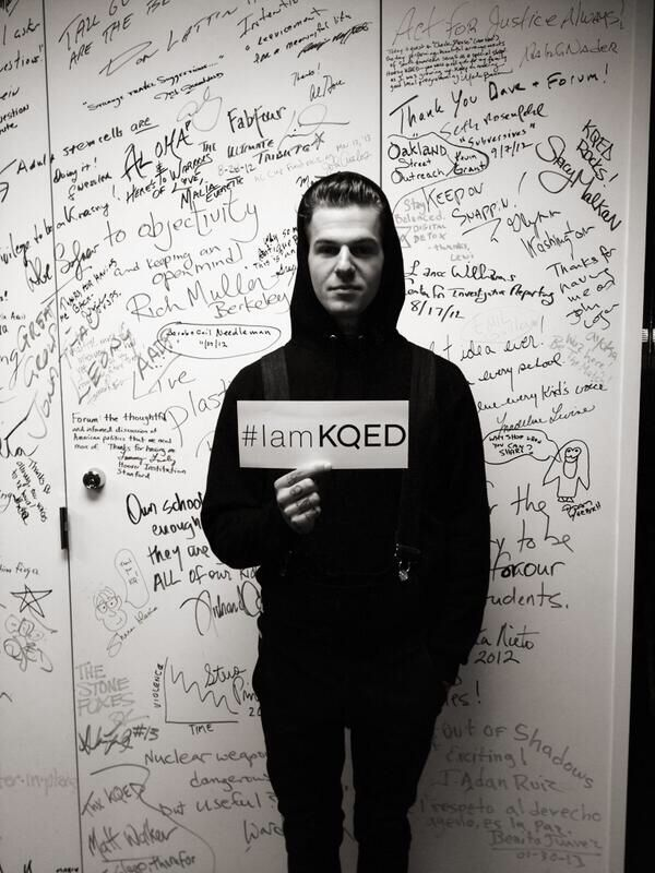#Kqed