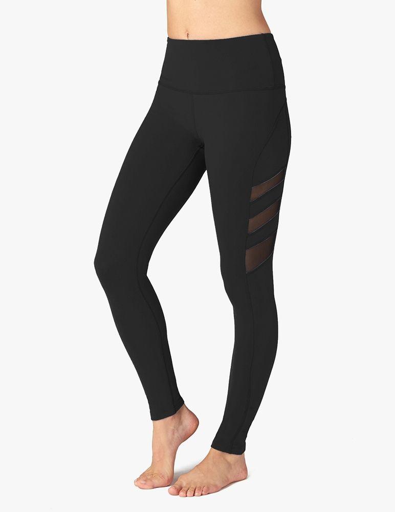 04d3110090 Triple Mesh High Waisted Legging | Beyond Yoga | High waisted ...