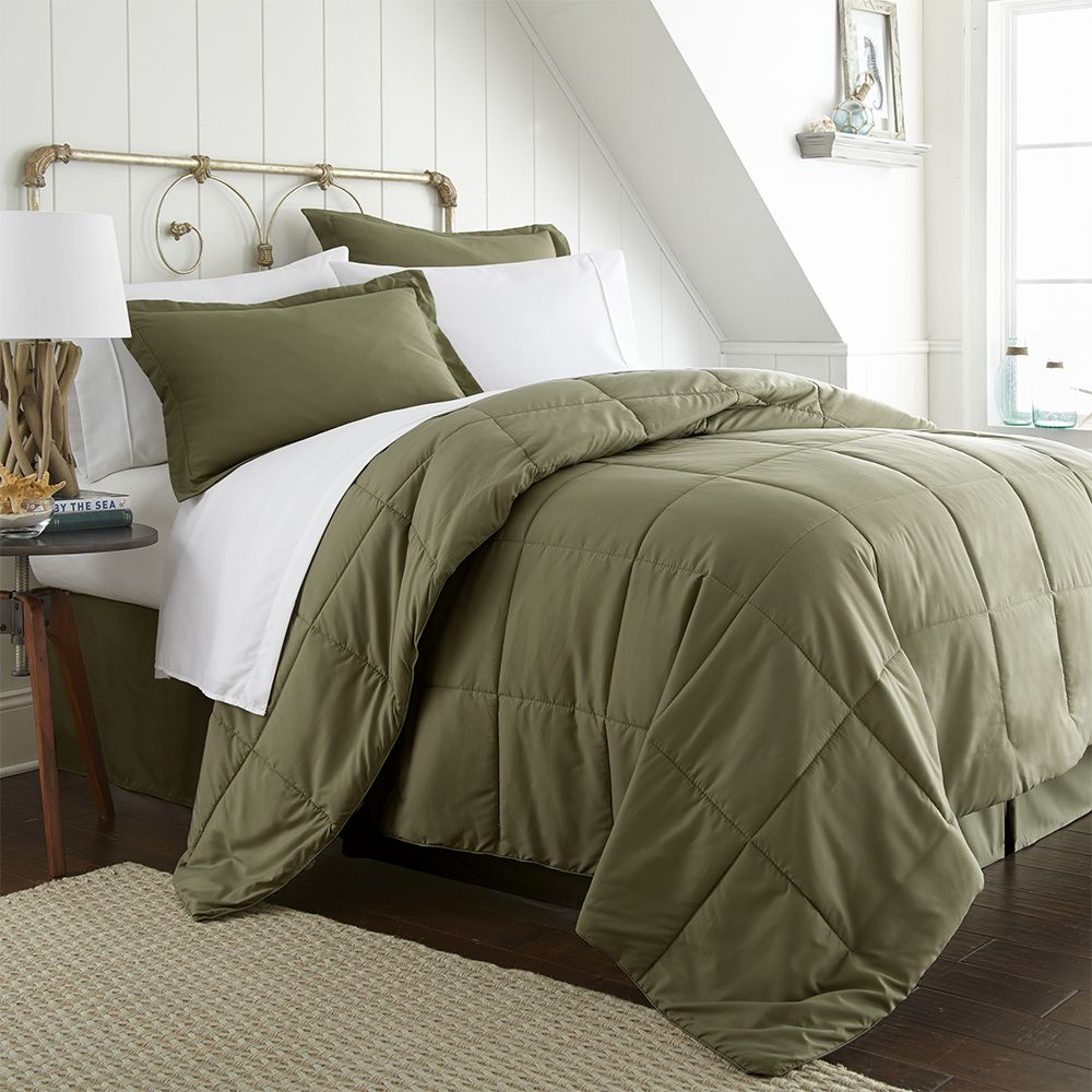 8 Piece Comforter Set Complete Bedding Set Bed In A Bag California King Bedding