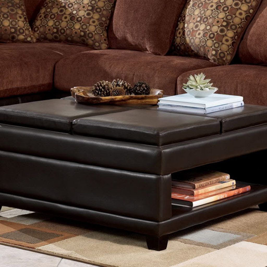 Large Square Ottoman Coffee Tables
