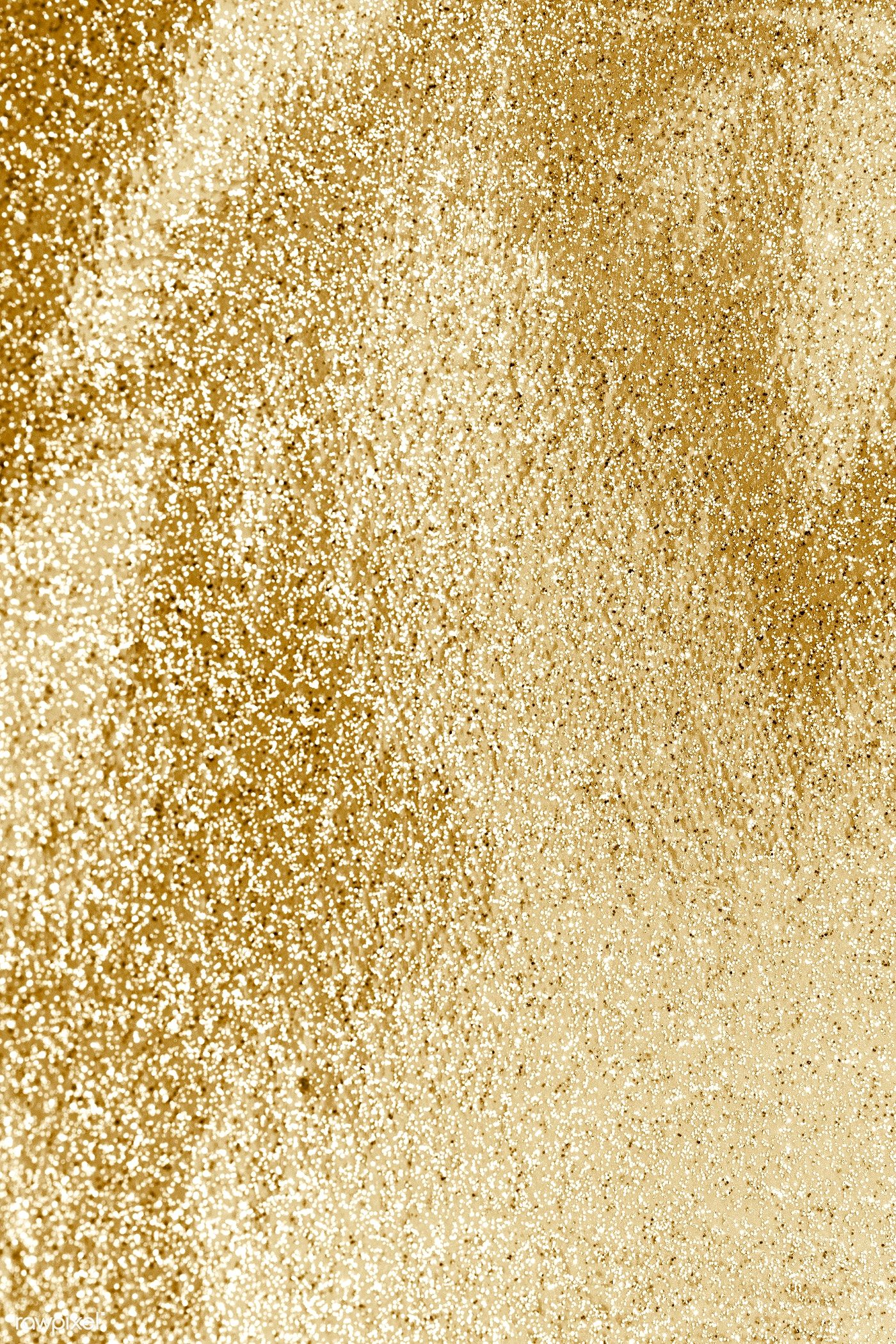 Download free illustration of Gold glitter textured background 2353511