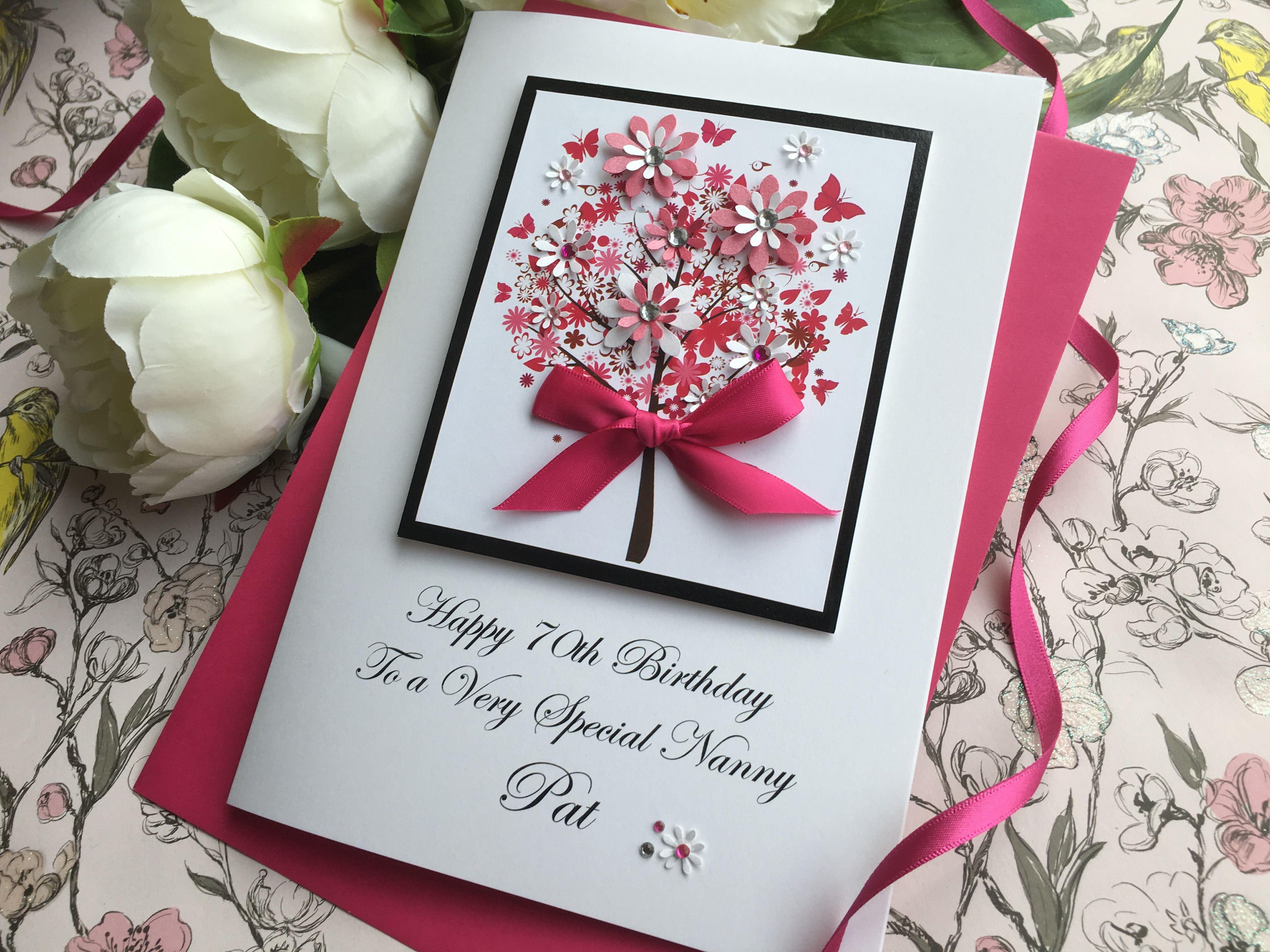 Luxury Birthday Cards Handmade Cards Luxury Birthday Cards Handmade Birthday Cards Homemade Birthday Cards