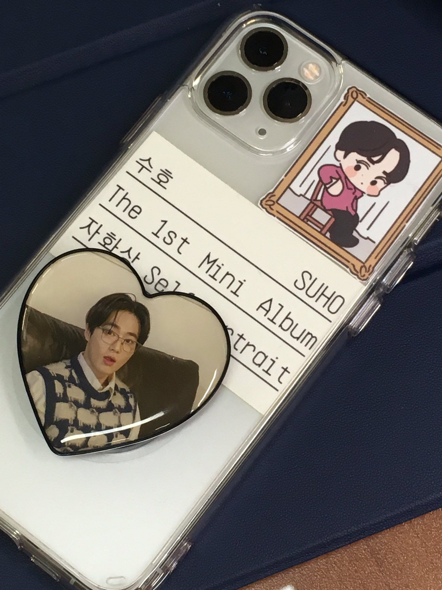 Pin By Loeyssi Park On Exo Phone Caseˊˎ Kpop Phone Cases Exo Phone Case Casetify Iphone Case