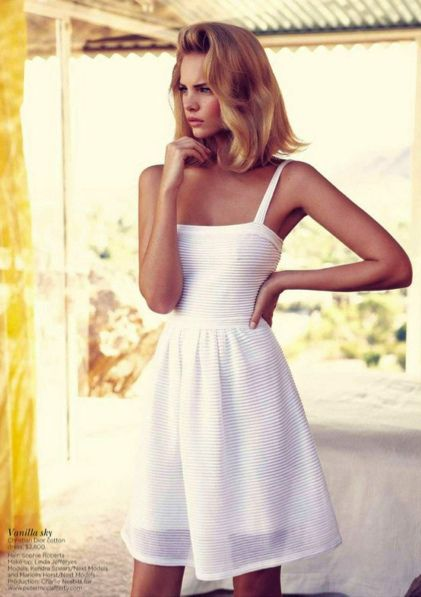 buy online a5349 bdc57 pretty | Style | Abiti estivi bianchi, Abitini bianchi e ...