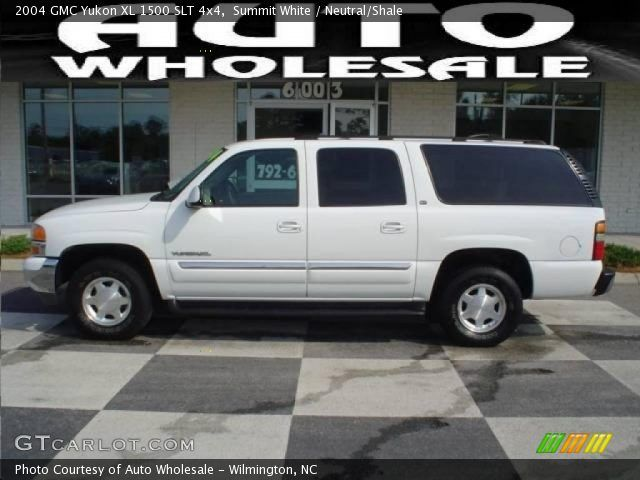 2004 White Custom Yukon Xl Google Search Gmc Yukon Xl Gmc