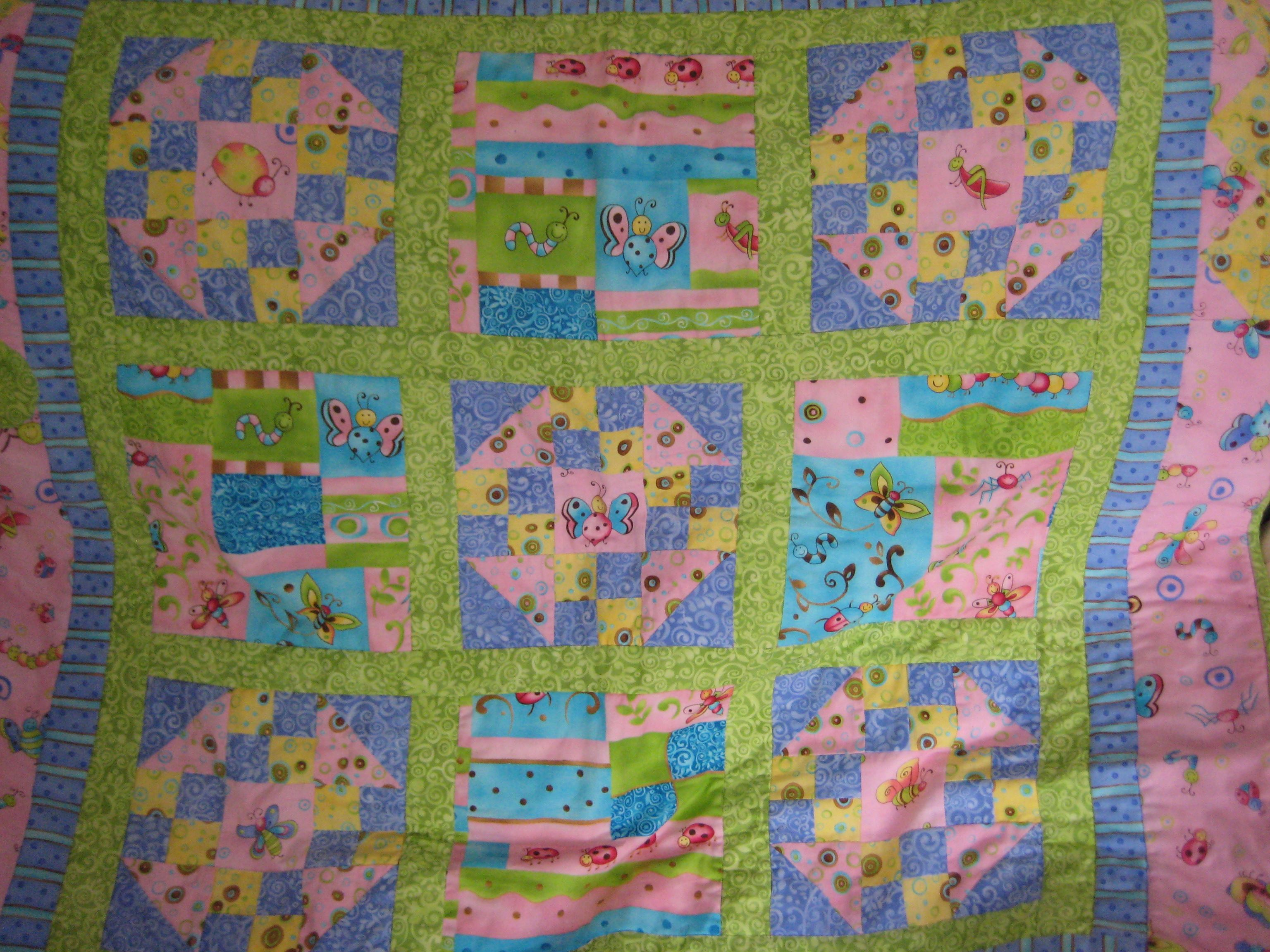 bugs and thins Quilts, Blanket, Bugs