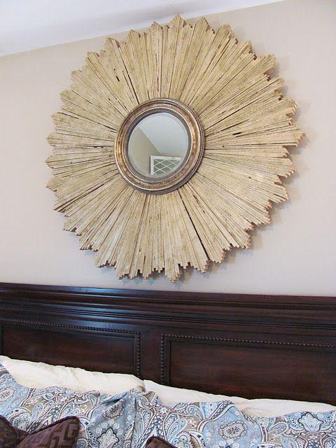 sun mirror-diy | Crafty | Pinterest | Craft, DIY ideas and ...