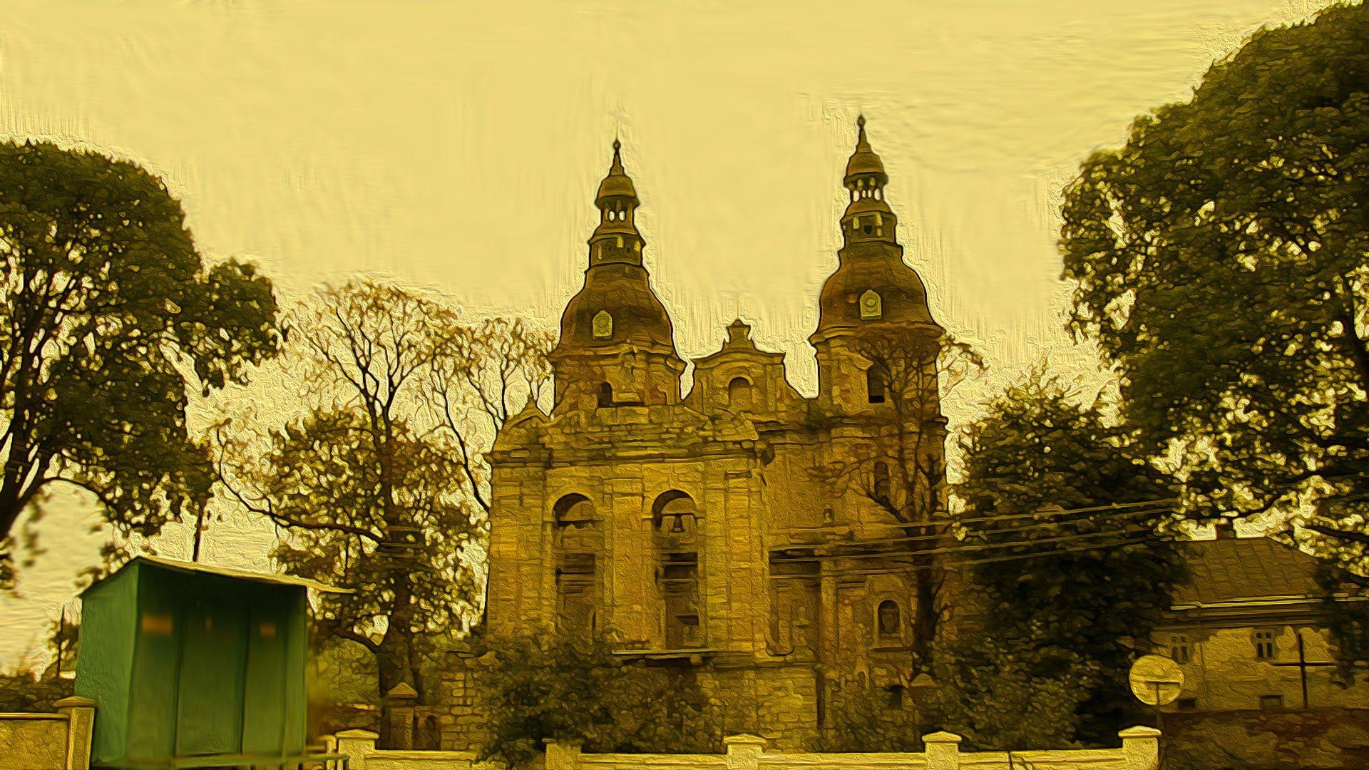 Hvizdets BERNARDINE Monastery