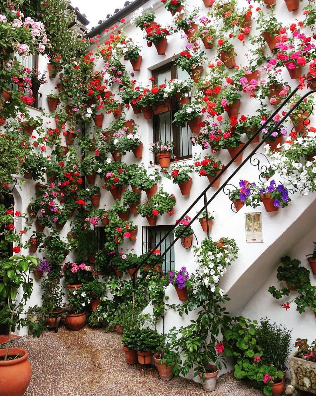 Los Patios De Cordoba Spain Photo By Fabisverige Old Town