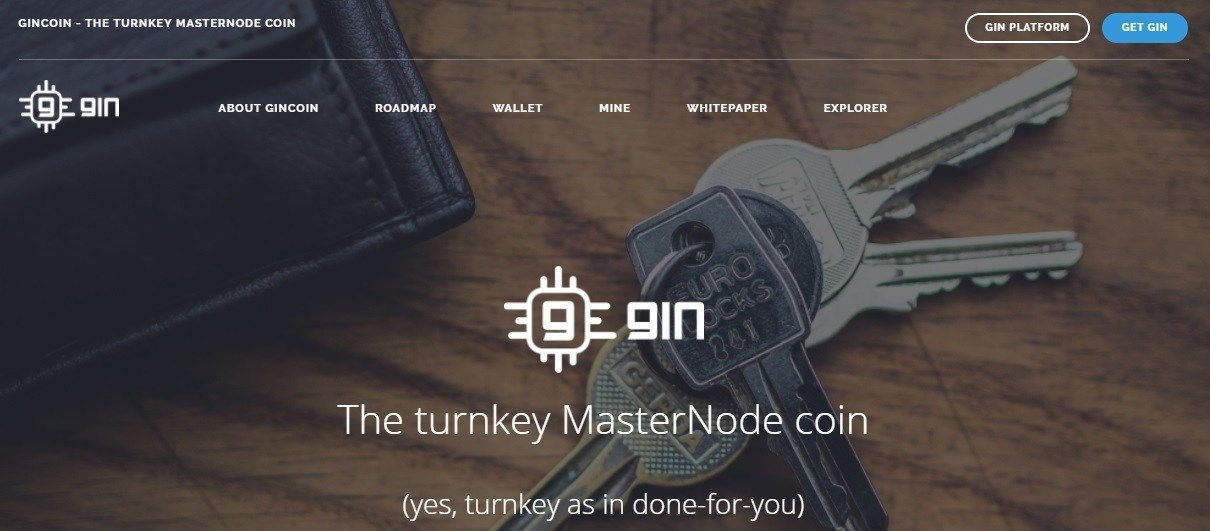 What Is GINcoin Cryptocurrency? Cryptocurrency