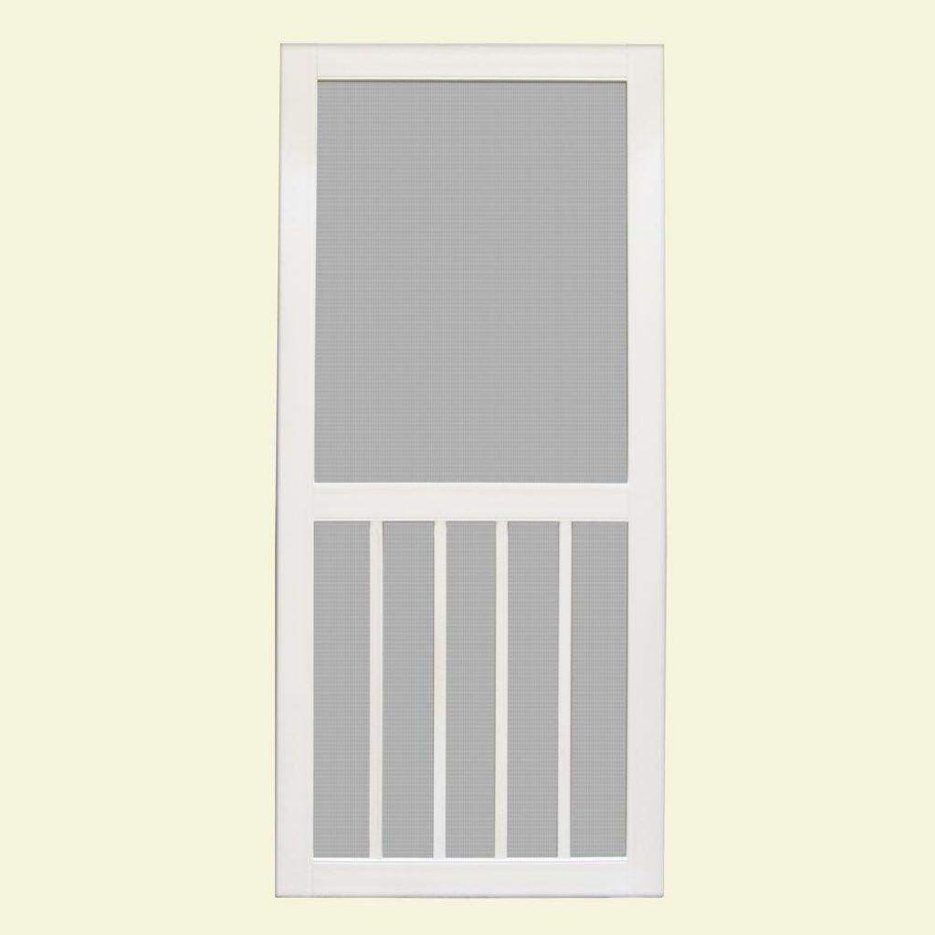 Unique Home Designs Vinyl Screen Doors | http://thefallguyediting ...
