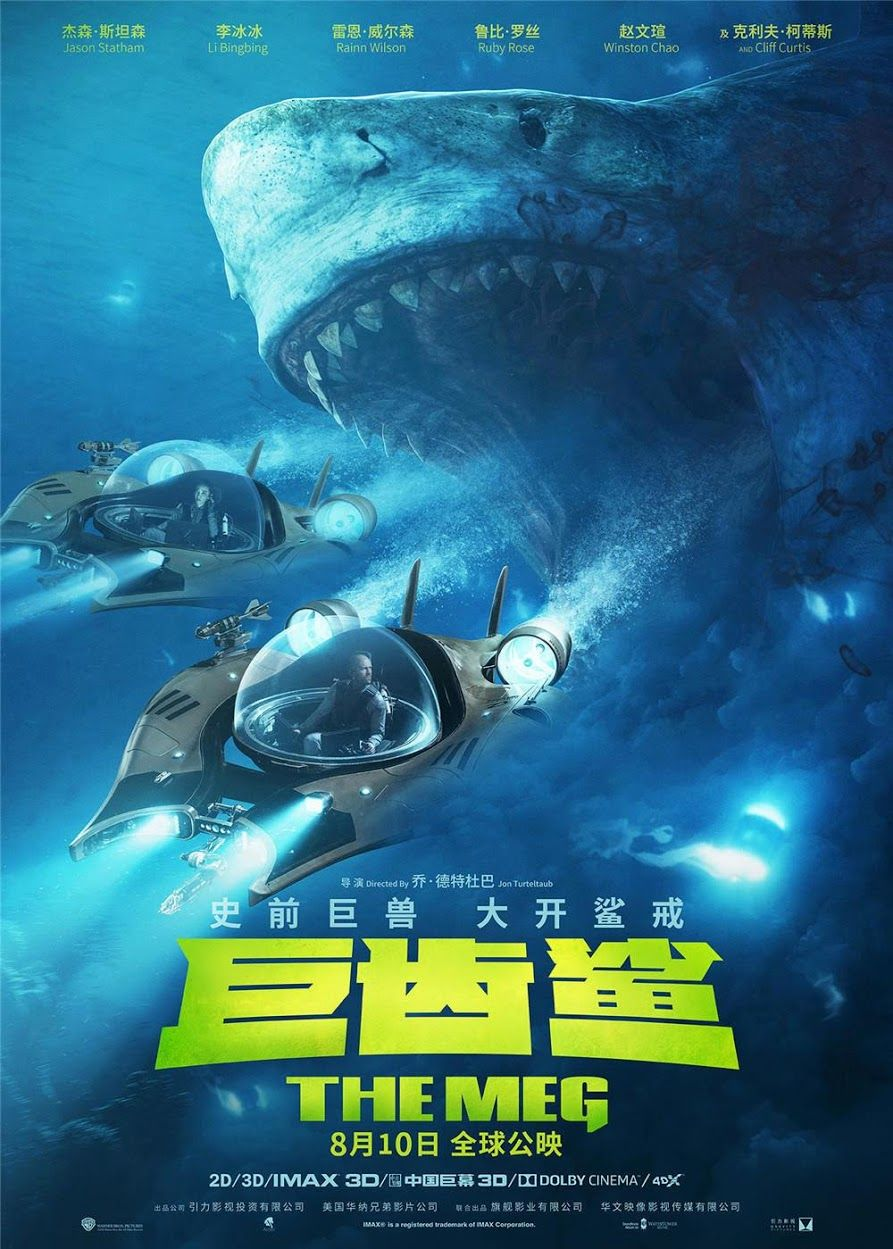 Megalodon Jason Statham Meg Movie Free Movies Online