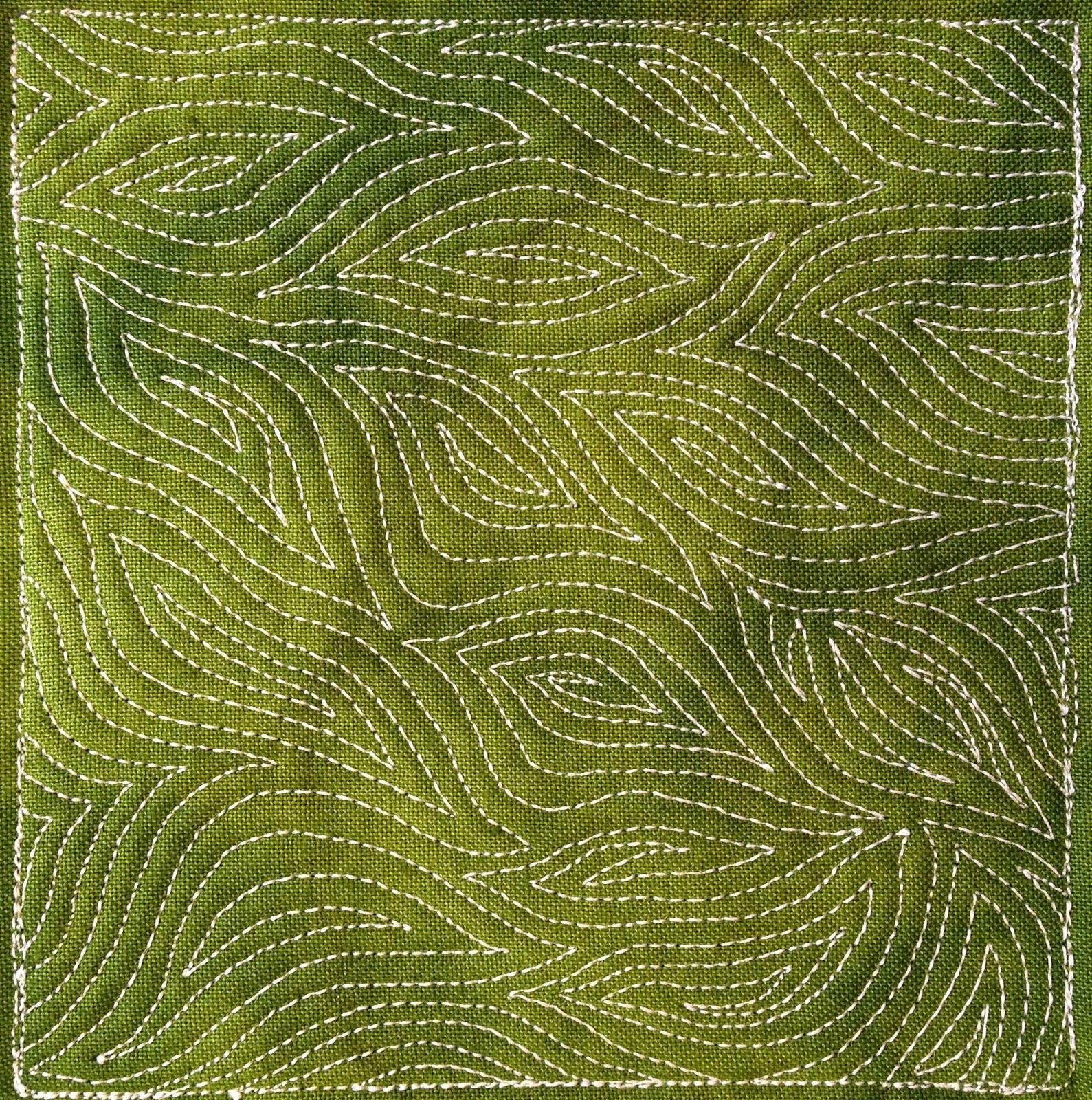 Check Out This Cool Blazing Spiral Free Motion Quilting Design By Leah Day Http Free Motion Quilt Designs Free Motion Quilting Free Motion Quilting Patterns