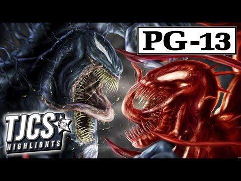 Venom 2 With Carnage To Be Pg 13 Edgar Levi Venom Marvel Venom