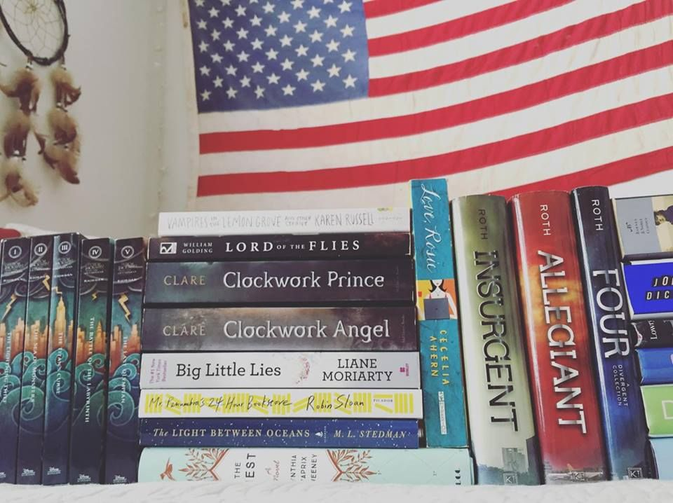 Book Haul | April — Books & Bold Coffee