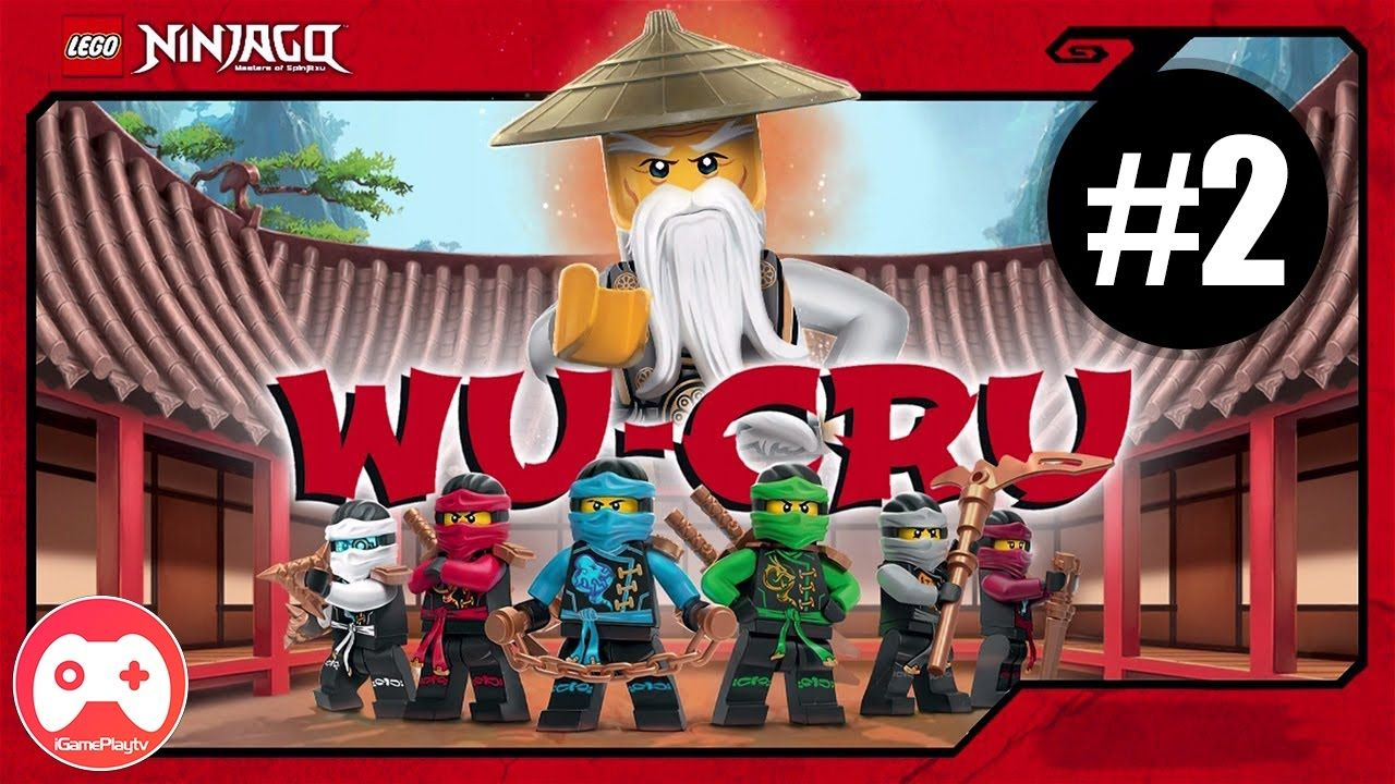 Lego Ninjago Wu Cru Part 2 Mountain Wilderness By Lego