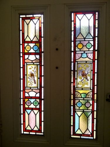 Victorian Stained Glass Corianderstainedglass Windows