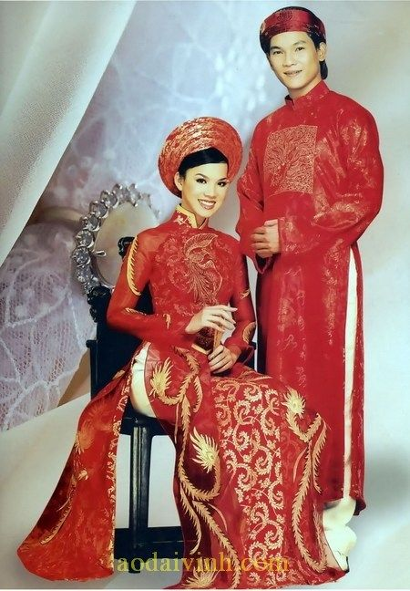 Vietnam traditional clothes Ao Dai. Vietnam traditional clothes Ao Dai  Traditional Vietnamese Wedding 2b88d2722087