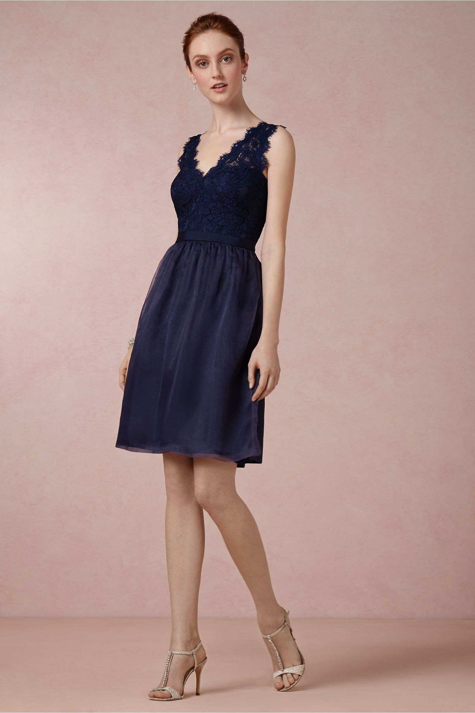 Claudine dress from bhldn love the combo of lace and chiffon and love the shade of sapphire blue in this bridesmaid dress claudine dress from bhldn ombrellifo Choice Image