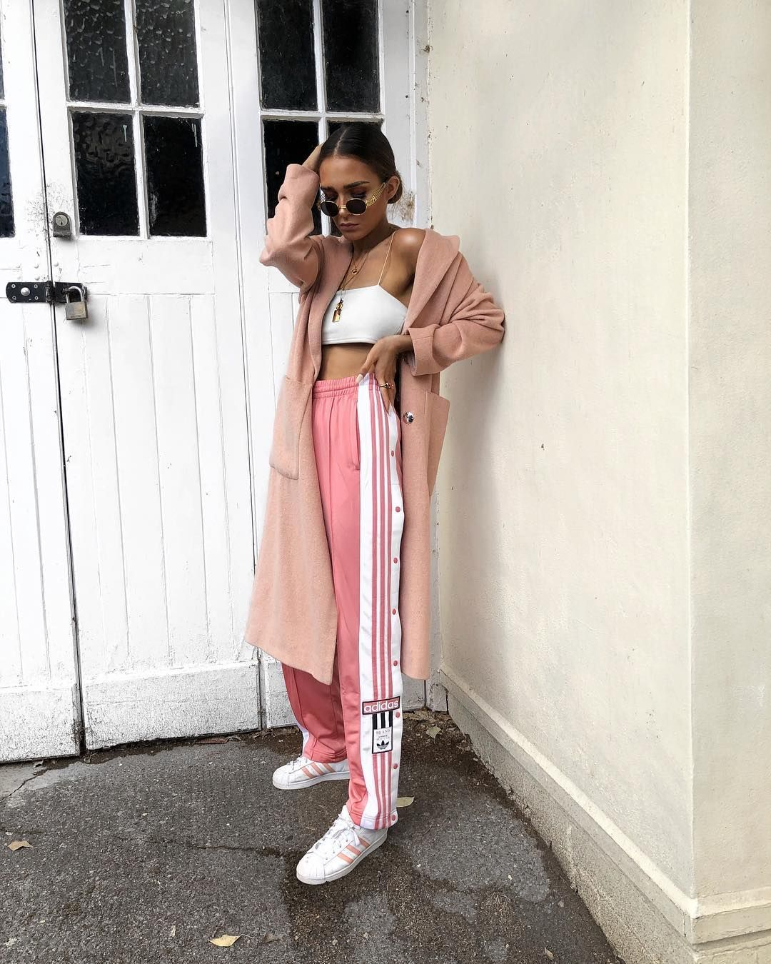 12 Adidas Outfits That Are Fashion Girl–Approved   Who What Wear