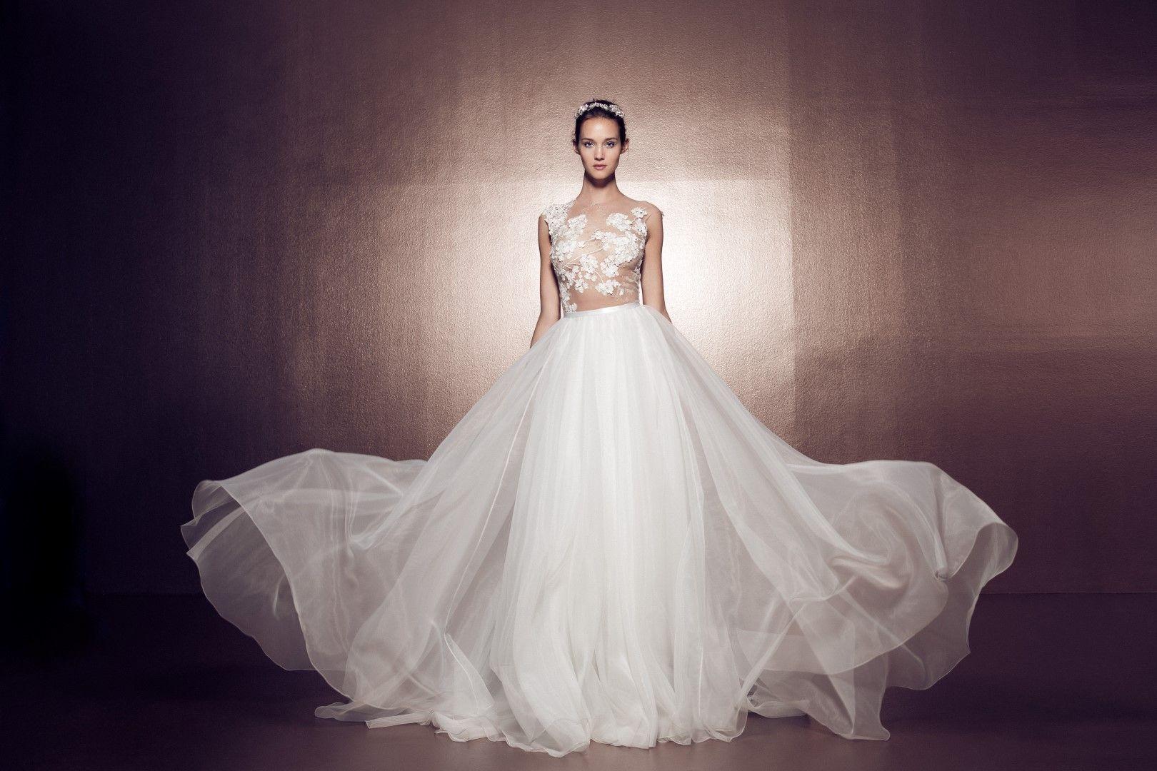 Ilyen lesz az esküvői ruha 2017-ben - 1. rész   Receptek, amiket ...
