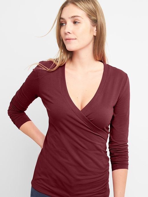 a04f7b3e2686e Maternity Crossover Nursing Top in 2019 | Products | Nursing tops ...