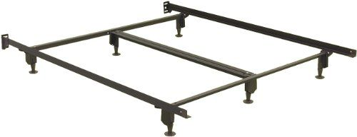 Leggett Platt Consumer Products Group InstAMatic Bed Frame With Glides Queen Want To