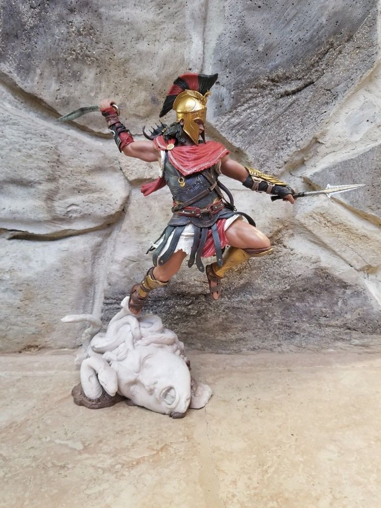 Assassin S Creed Odyssey Medusa Collector S Edition 13 Statue W